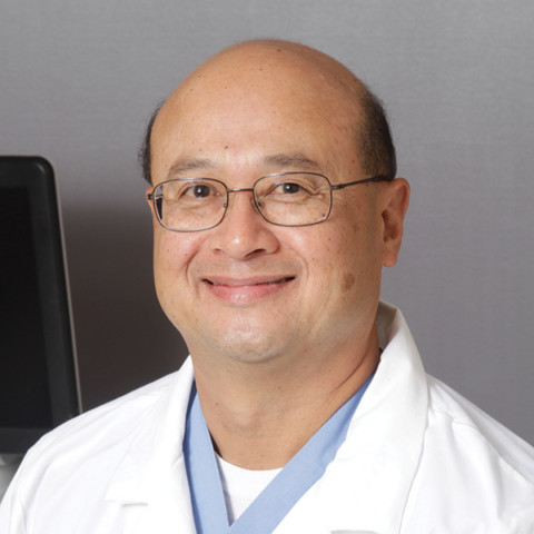 Photo of Dr. Romel Antolin